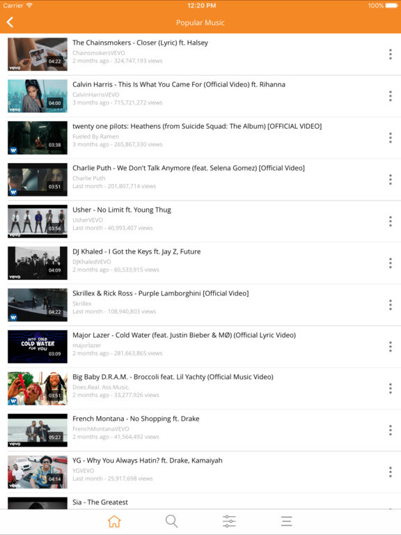 Free Musi Unlimited Free Music For Youtube Apps 148apps