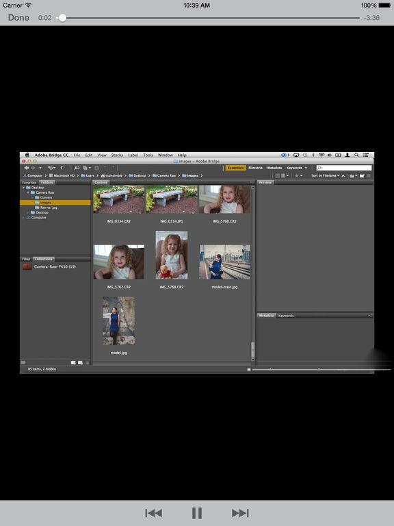 Learning CameraRaw screenshot 9