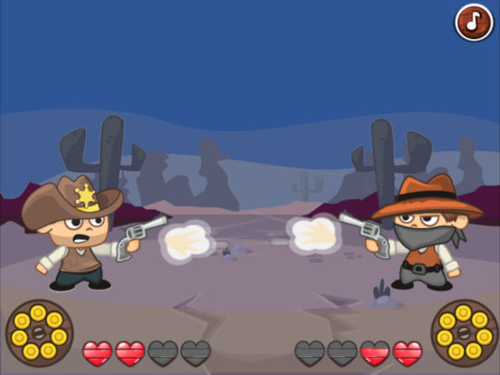 Wild West Shootout - Bandit Duel screenshot 8