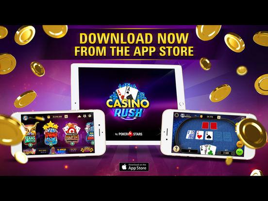 CasinoRush by PokerStars screenshot 10
