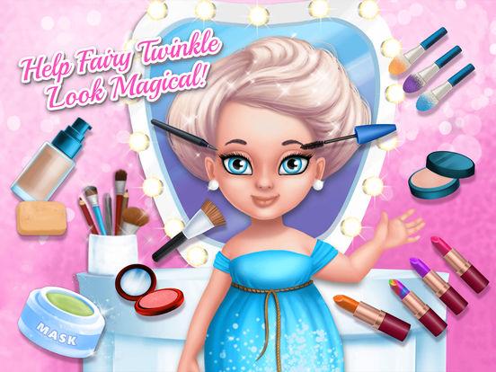 Sweet Baby Girl Tooth Fairy - No Ads screenshot 9