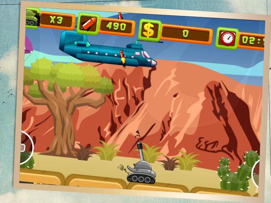 Desert Tank Shooting screenshot 5