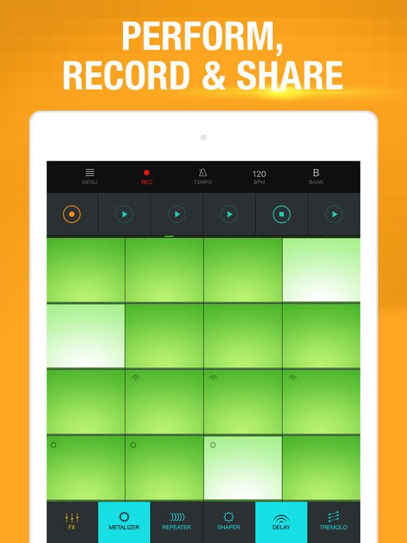 Beat Maker Go! - Make Music & Beats With Drum Pad screenshot #5