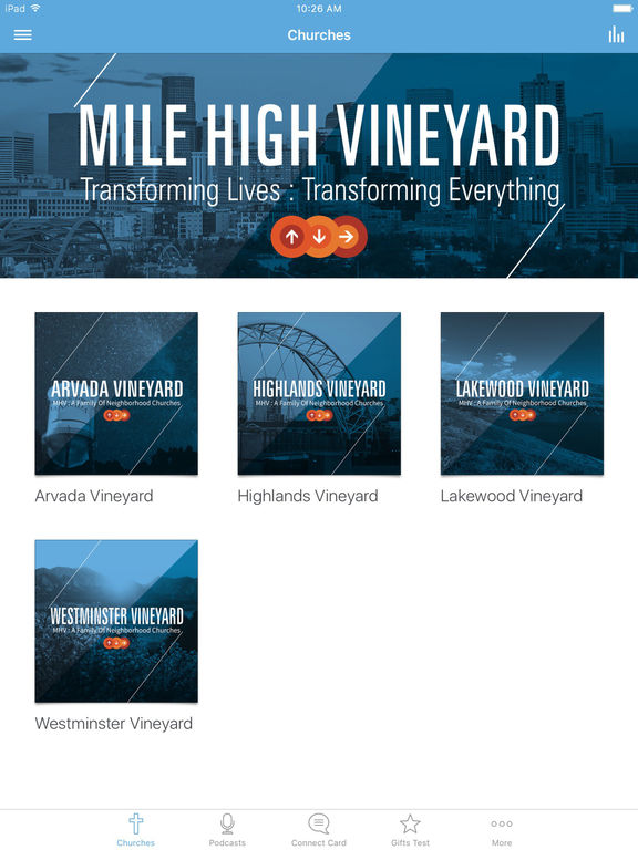 Mile High Vineyard screenshot 4