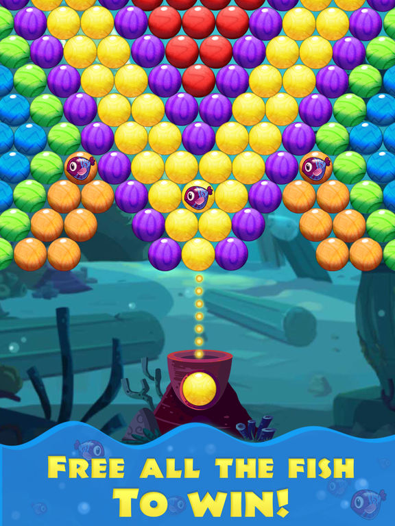 Bubble Shooter Sea screenshot 10