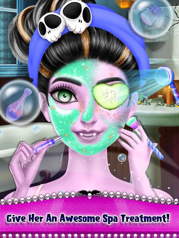 Happy Halloween Party Makeover screenshot 8