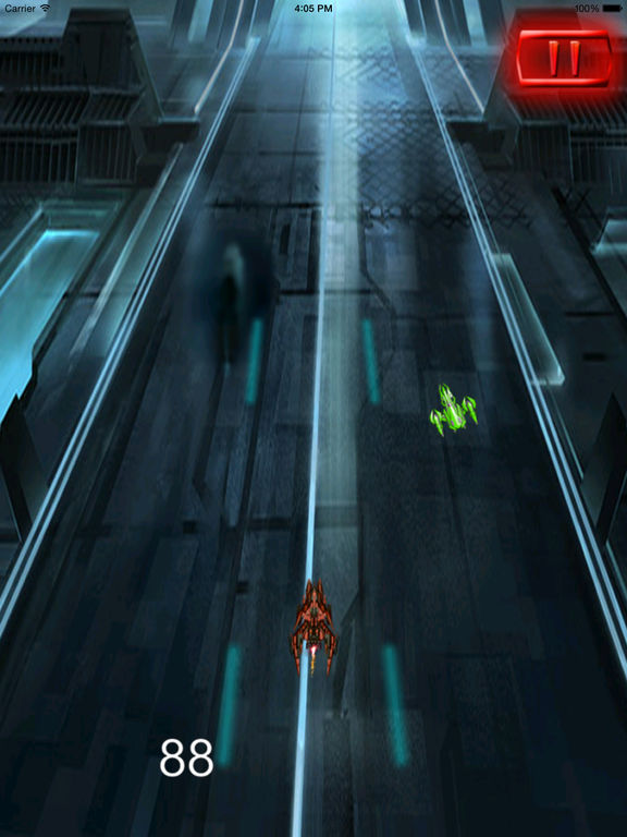 A Space Open For Fast Driving - Addictive Galaxy Legend Game screenshot 8
