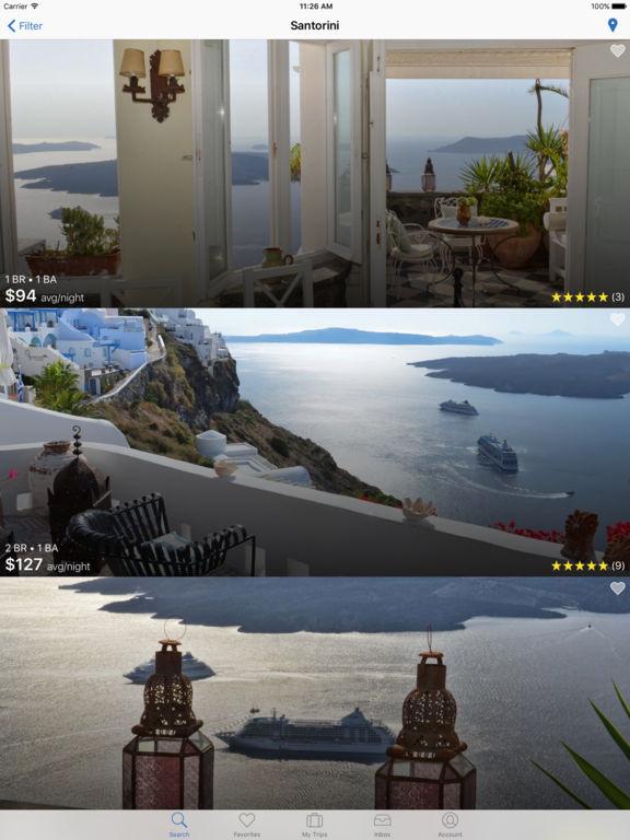 HomeAway Vacation Rentals screenshot 6