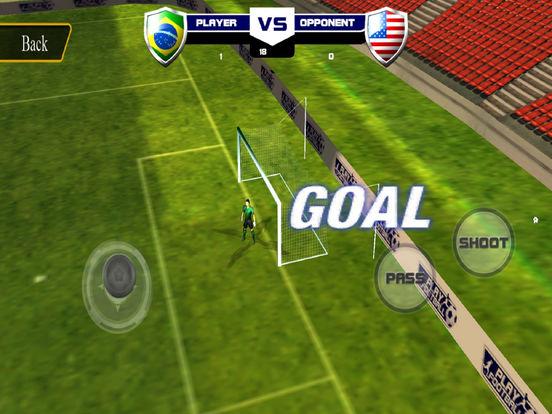 Hero Football Soccer  : World Champion Ship 3D screenshot 8