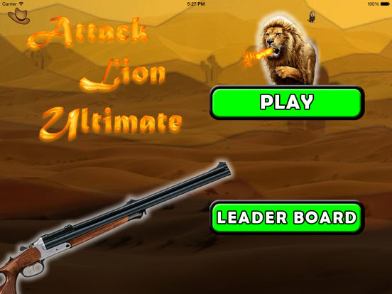 Attack Lion Ultimate: Instinct Animal screenshot 6