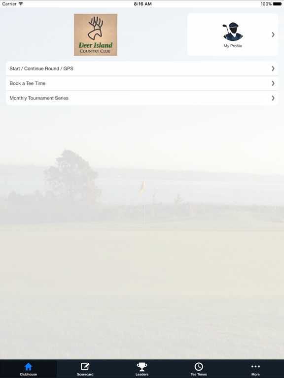 Deer Island Country Club screenshot 7