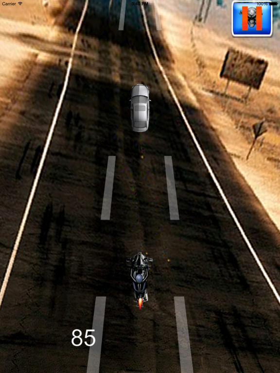 A Motorbike Rival In Race Pro - Powerful High Speed Driving screenshot 10