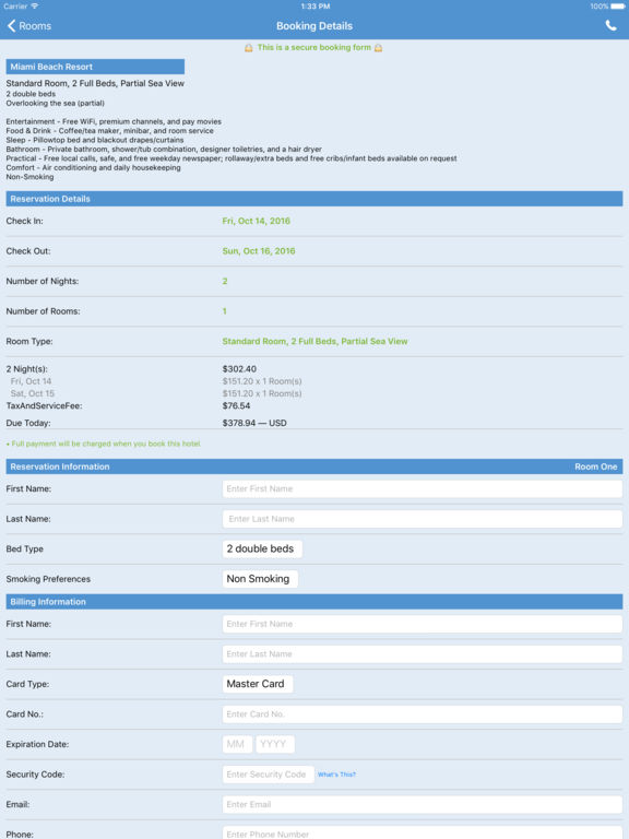 i4miami - Miami Hotels & Yellow Pages Directory screenshot 7