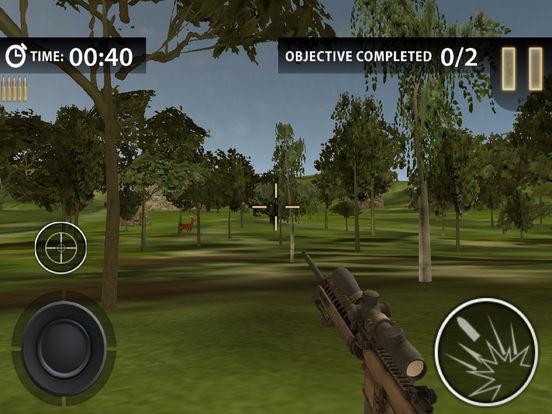 Wild Deer Hunting : Safari Shooting Game screenshot 5
