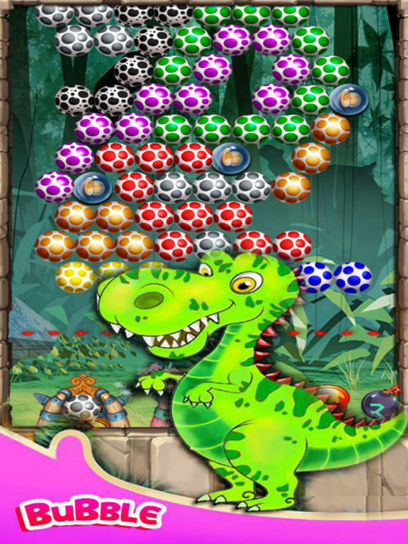 Dinosaur Egg Play -Shooter Adventure screenshot 5