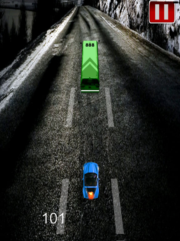 Clandestine Cars Race - A Hypnotic Game Of Driving screenshot 8