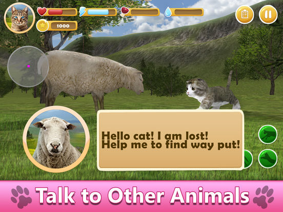 Farm Cat Simulator: Animal Quest 3D screenshot 7