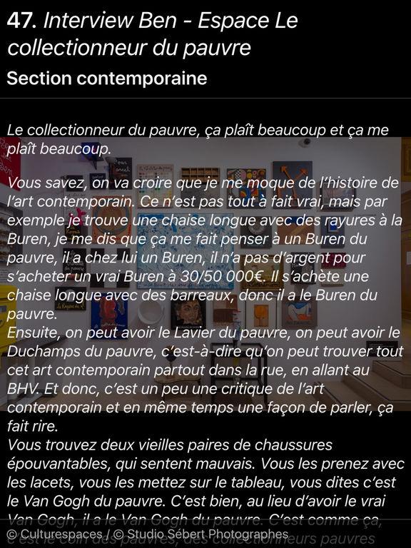 Is everything art? Ben at Musée Maillol HD screenshot 10