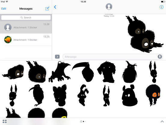 BADLAND Stickers screenshot 5