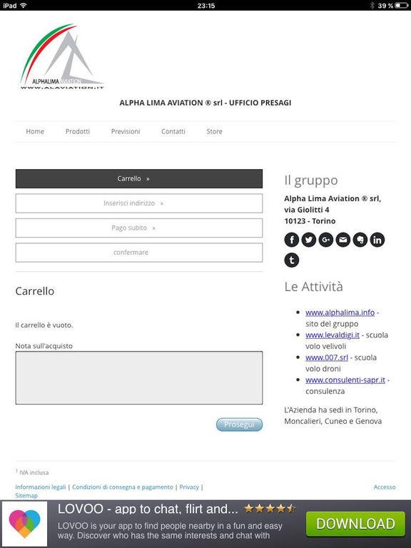 Ufficio Presagi screenshot 6