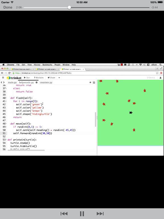 Python Games screenshot 7