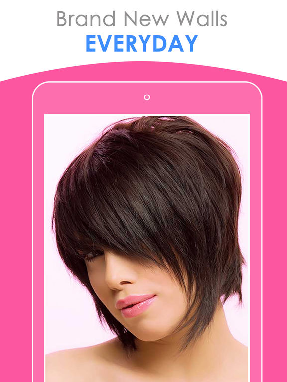 layered haircuts from the back free hairstyle try best haircut ideas 在 app 上的内容 4614