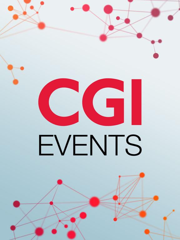 CGI Events screenshot 4
