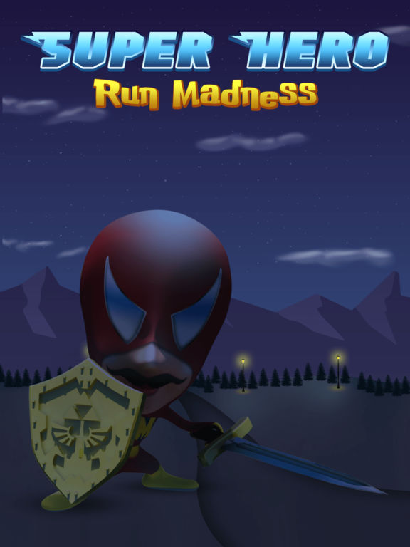 Super Hero Run Madness Pro screenshot 4
