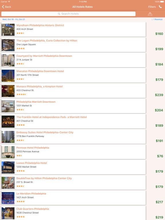 i4philadelphia - Philadelphia Hotels, Yellow Pages screenshot 7
