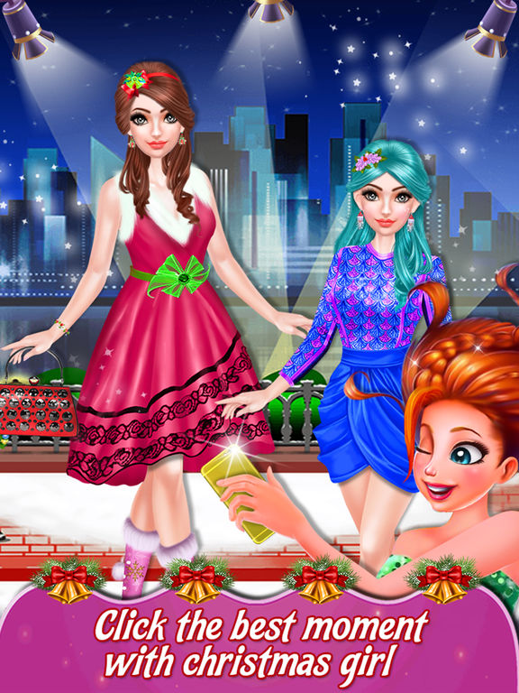 Christmas Prom Girl Makeover screenshot 10