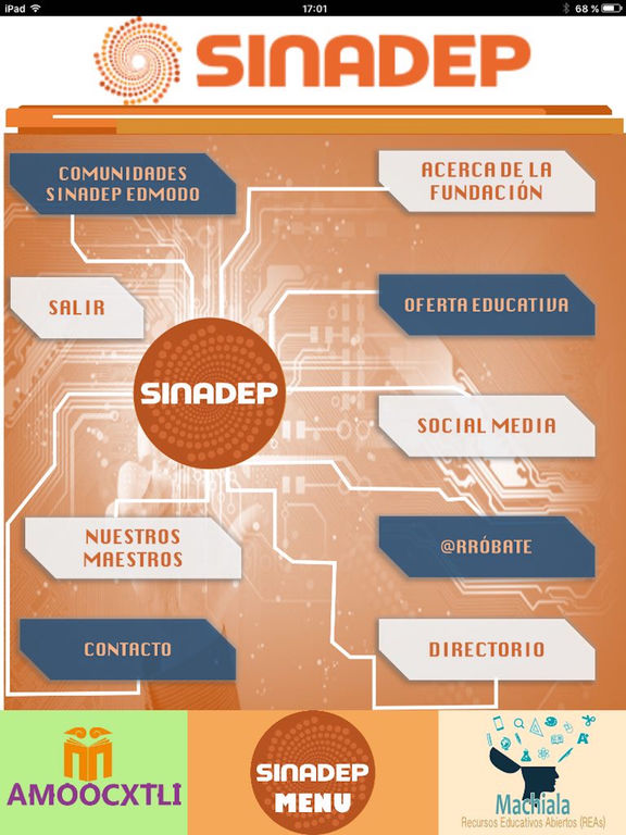 SINADEP App screenshot 6