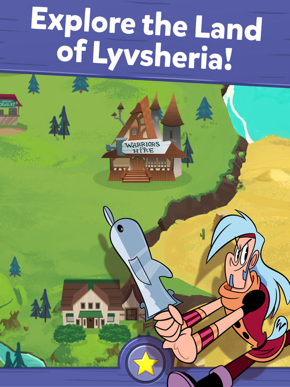 MagiMobile – Mighty Magiswords Collection App screenshot 9