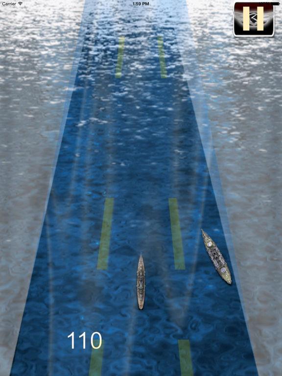 Adrenaline Career Battleship Pro - Fast-paced naval warfare! screenshot 7