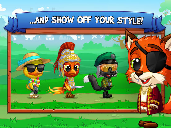 Fun Run 3 - Multiplayer Games screenshot 10
