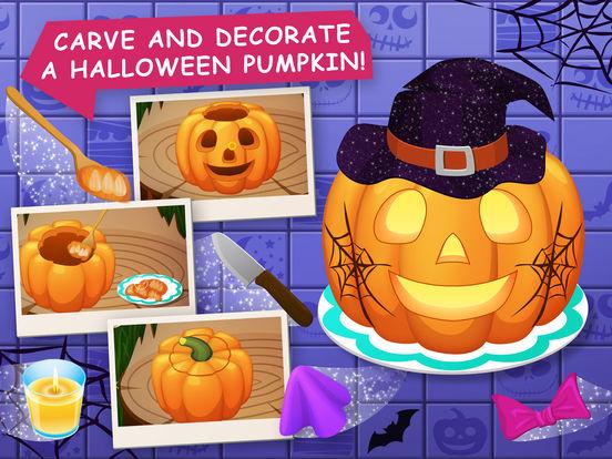 Sweet Little Dwarfs 3 - Halloween Party - No Ads screenshot 8