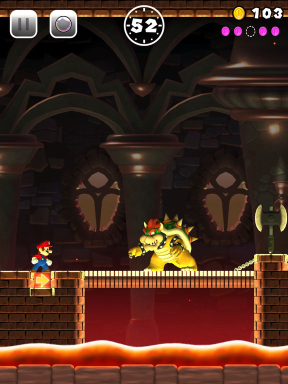 Super Mario Run screenshot 8