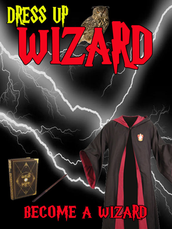 Dress Up: Wizard Edition screenshot 3