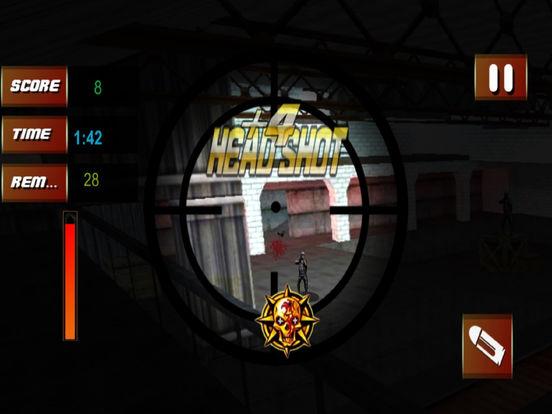 Killer Sniper 2016 : 3D Bravo Game screenshot 5