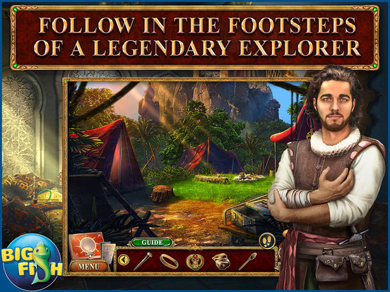 Hidden Expedition: The Fountain of Youth (Full) screenshot 6
