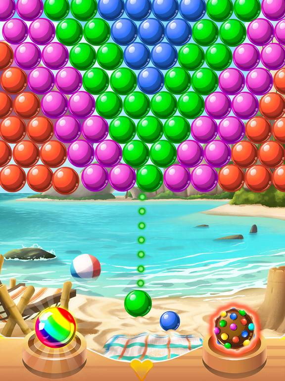 Bubble Shooter Sun screenshot 7