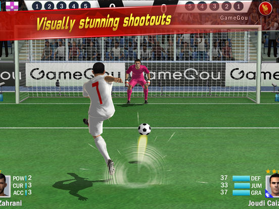 Soccer Shootout: Penalty Kick screenshot 6