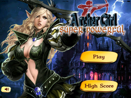 Archer Girl Super Powerful Pro - Experience With Your Aiming screenshot 6