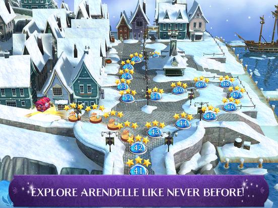 Frozen Free Fall: Icy Shot screenshot 9