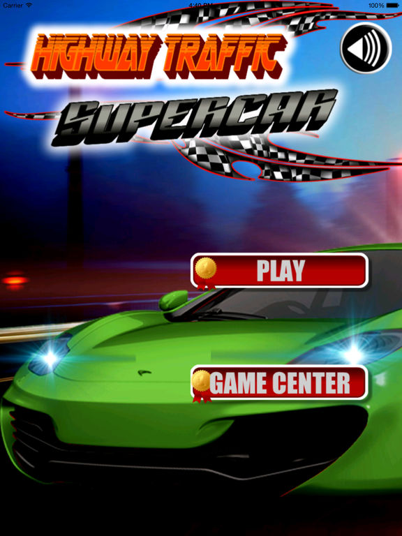 Highway Traffic Supercar Pro - Furious Posted Speed Limit screenshot 6