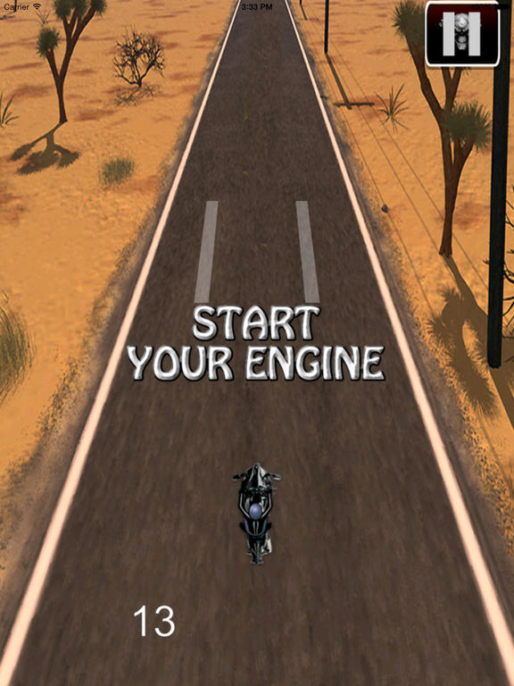 A Motorcycle Speedway Burning - Speed Unlimited screenshot 7