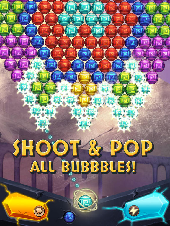 Bubble Shooter! Fantasy screenshot 10