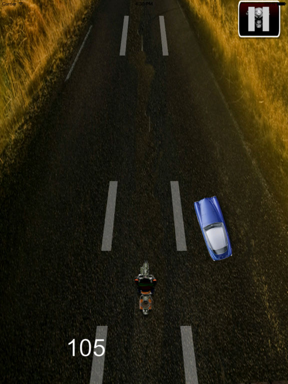 Real Biker Chase - Incredible Motorcycle Old Game screenshot 8