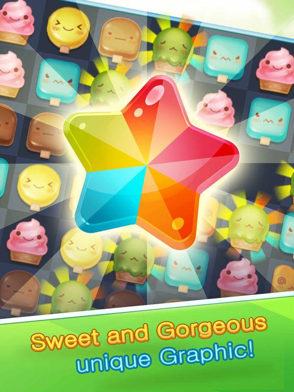 Ice Cream Mania:Match 3 Puzzle screenshot 9