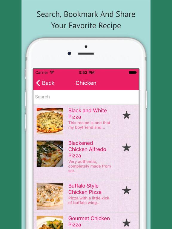 Pizza Recipes Pro - Offline Recipes screenshot 6