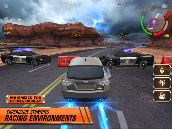 Need for Speed™ Hot Pursuit screenshot 9